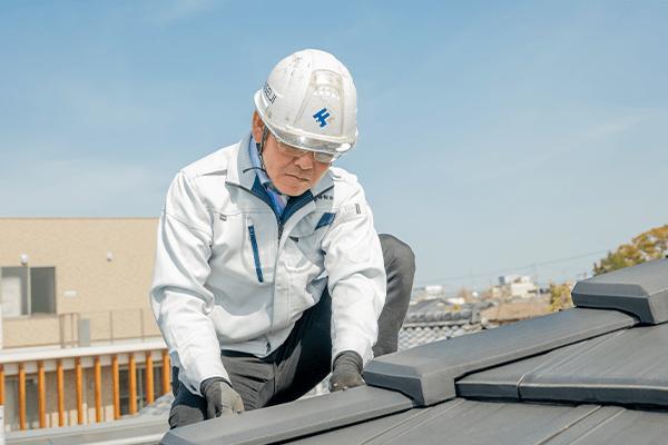 屋根工事業者の選び方