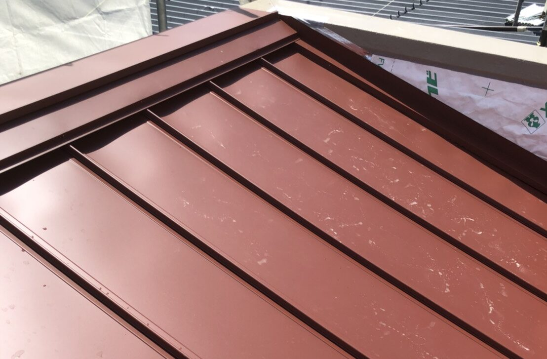トタン屋根のサビ・はがれの補修方法