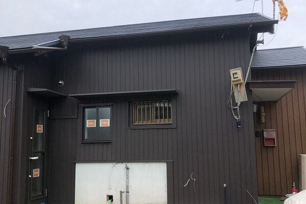 三重県伊勢市小俣 O様邸 屋根葺き替え工事 外壁重ね張り工事(カバー工法) (3)