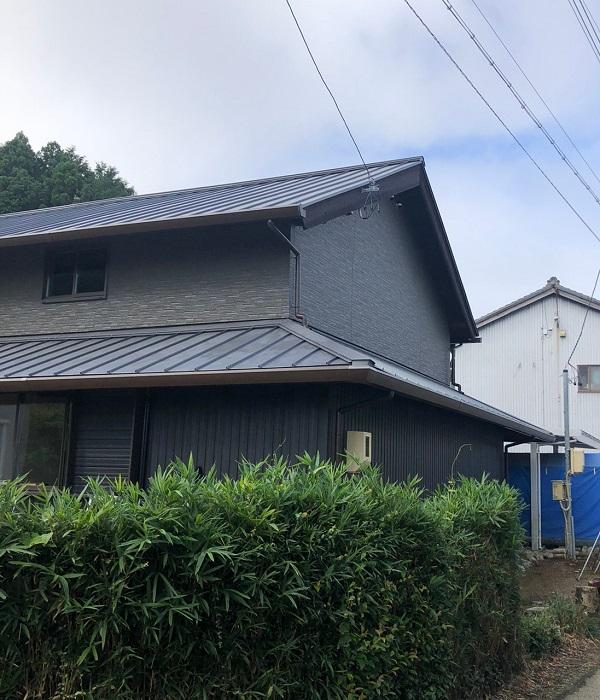 三重県伊勢市 Y様邸 屋根葺き替え工事、外壁サイディング張替え工事 (2)