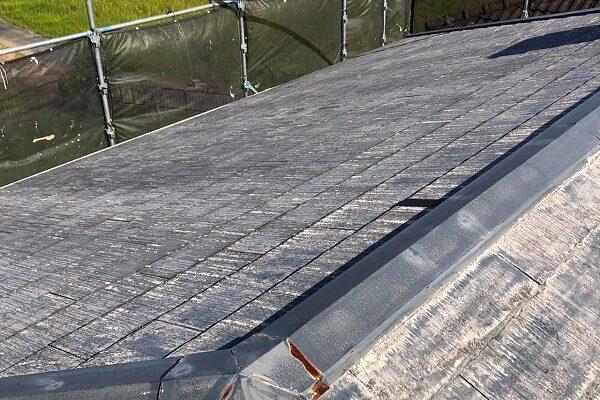 三重県松阪市 M様邸 屋根重ね葺き工事(屋根カバー工法) (5)